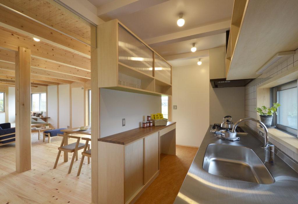 讃岐舎オリジナルキッチン