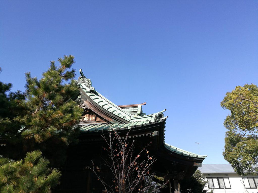 浅田の浅間神社