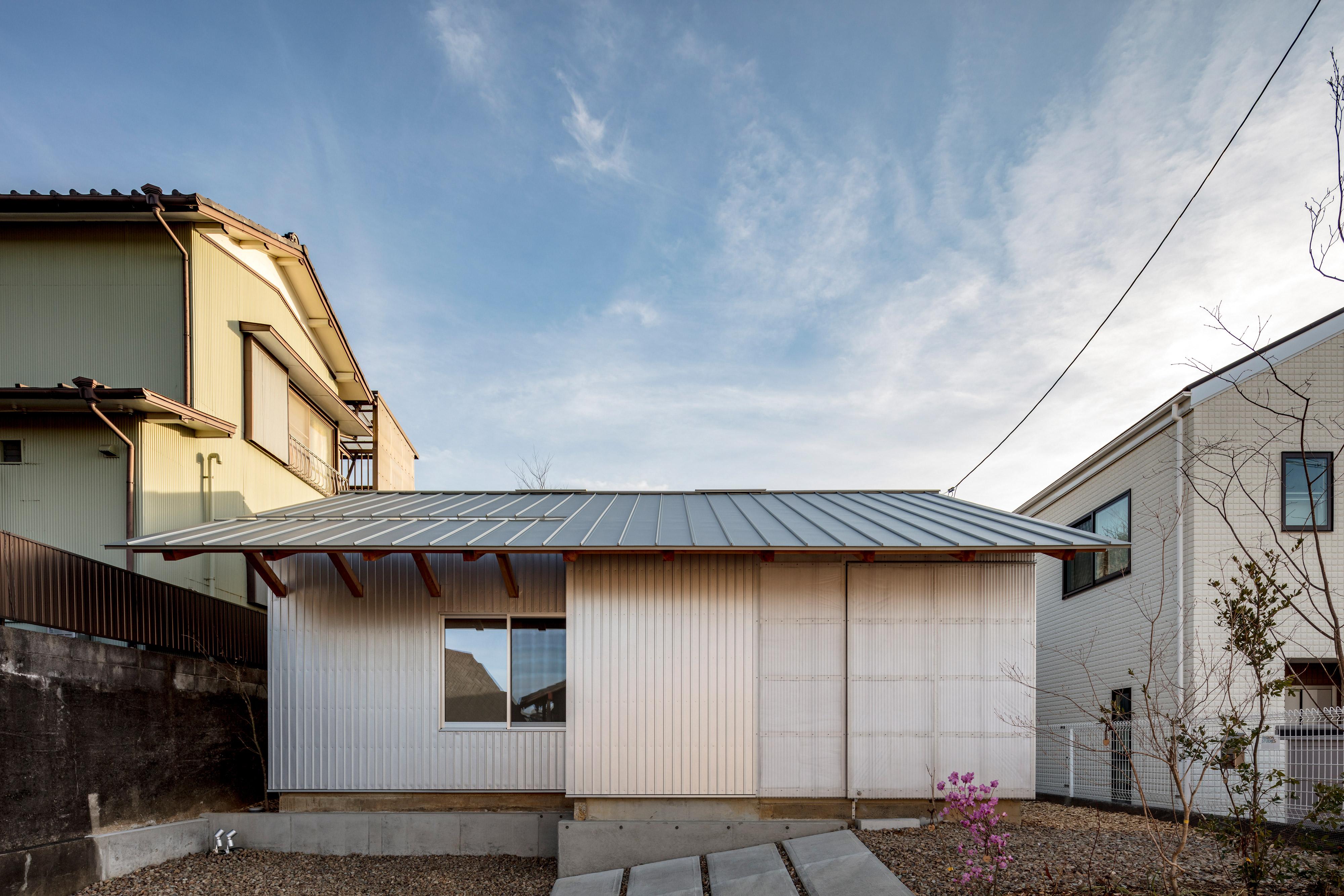 浜松市中区鴨江の空き家再生