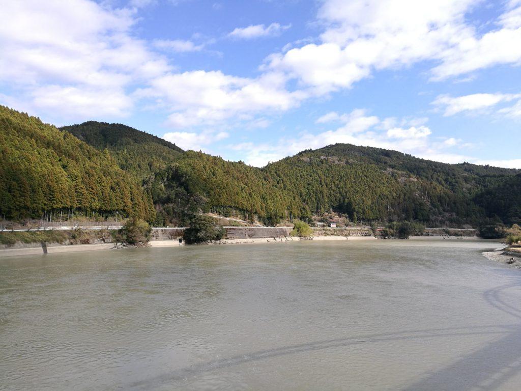 天竜川下流