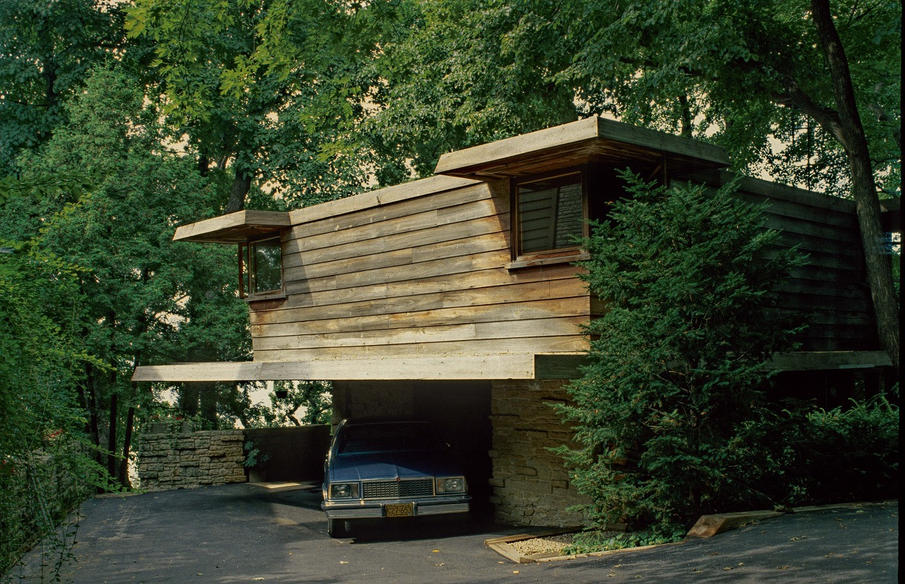 John C.Pew house