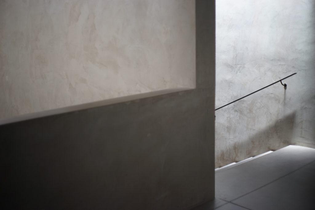 松澤穣Armani Silosアルマーニ美術館の階段