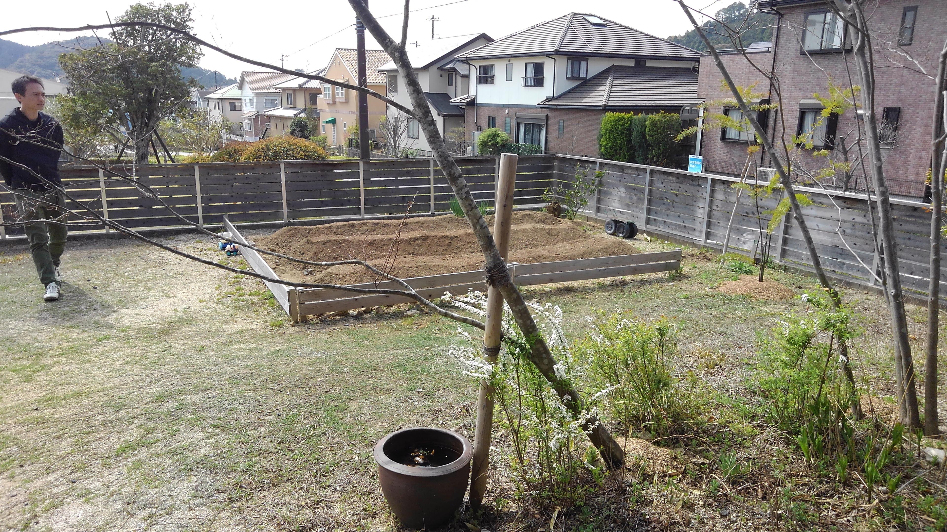 島田市の水鉢