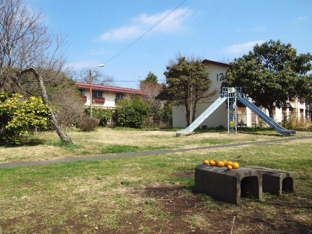 阿佐ヶ谷住宅のコモン