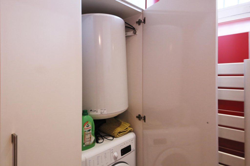 Chauffe-eau avec stockage