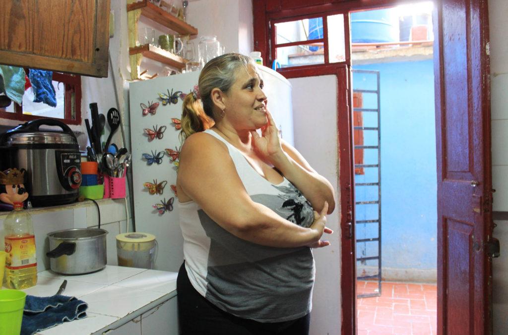 キューバ人の奥様