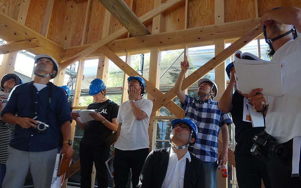 村松さん設計「IWATA・SLOW HOUSE」を体感する