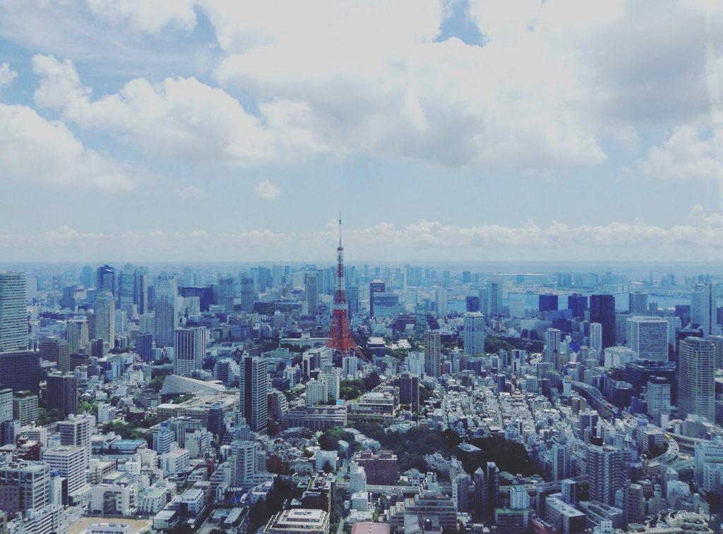 フィンランド人が見た東京タワー