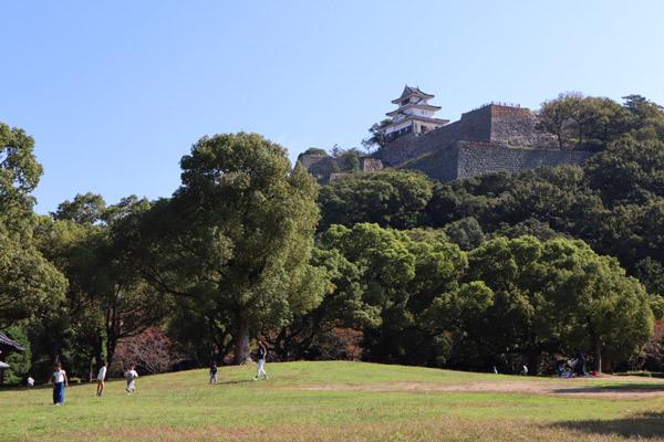 城のある町で生まれたから 香川県丸亀市 和住宅