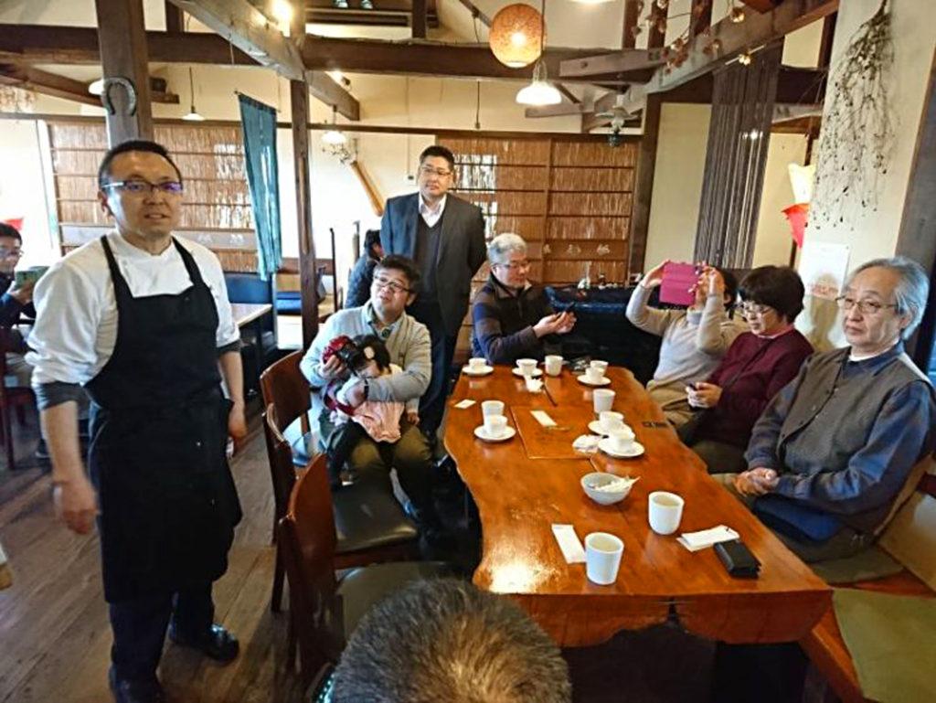 愛知県一宮市の喫茶店笹のみ