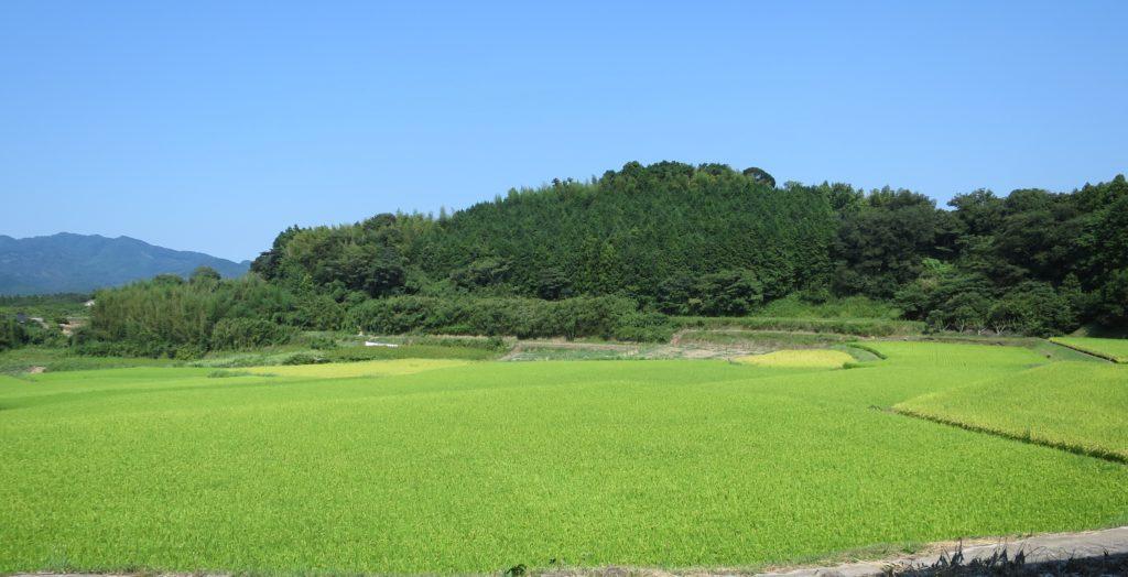 空き家バンクの田園風景