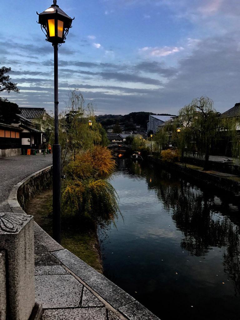 倉敷美観地区倉敷川