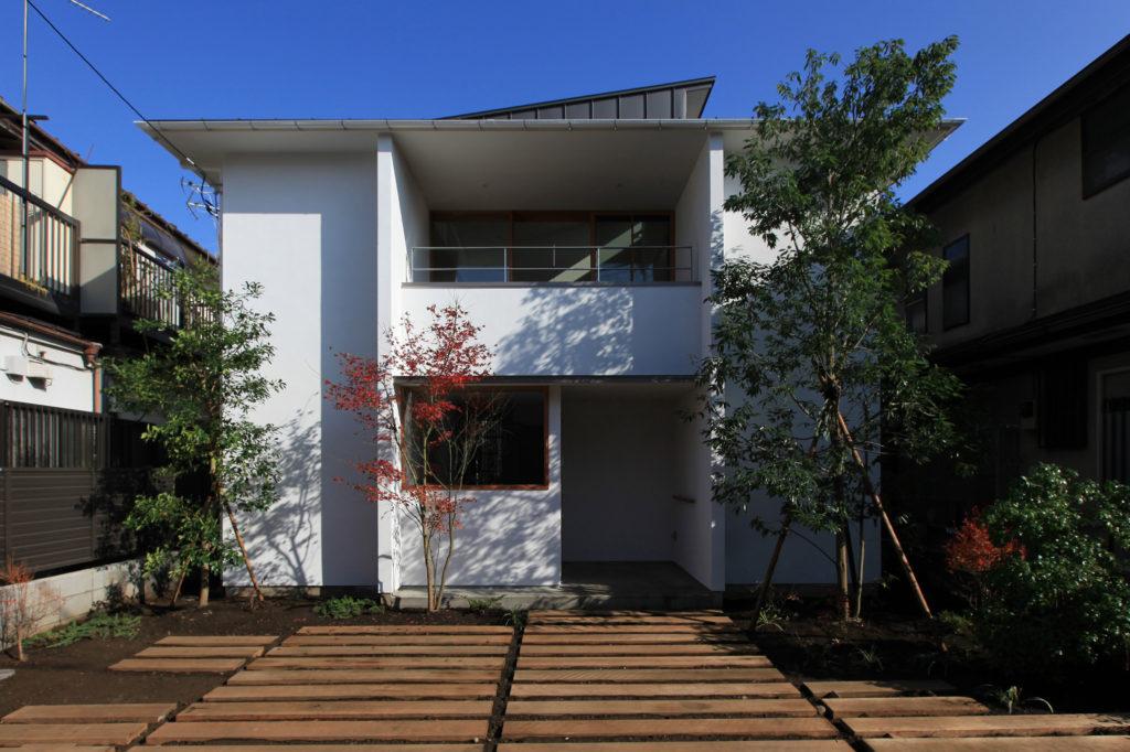 丸山弾設計石神井の家