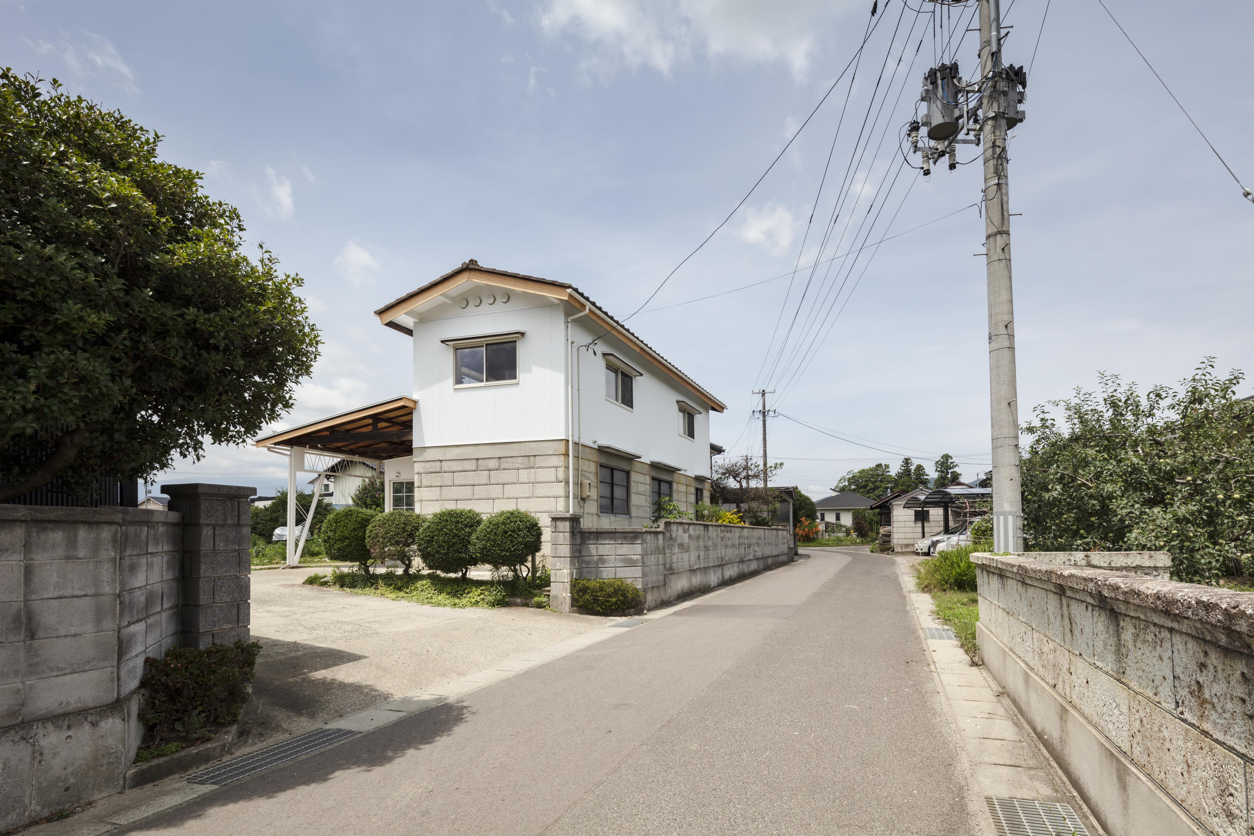 福島県福島市の建築etobunの外観
