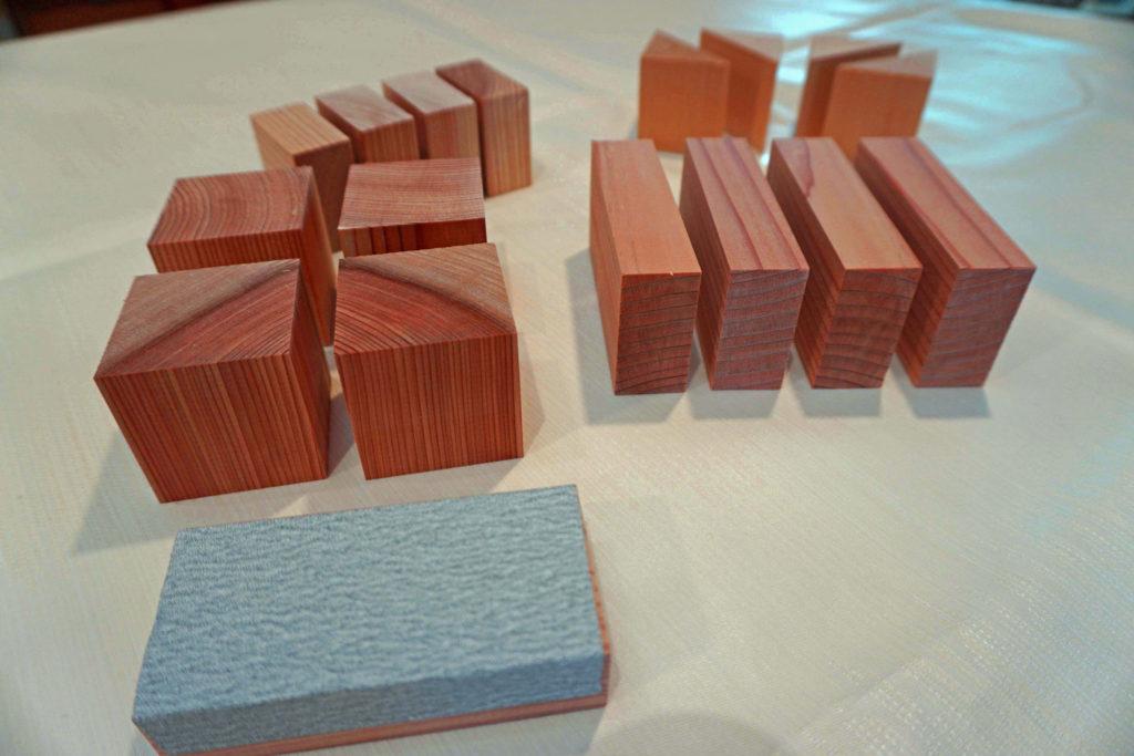 手作り積み木セット