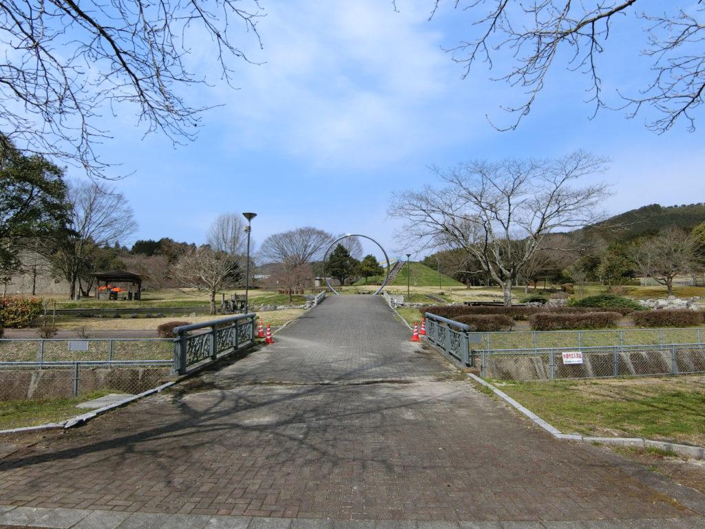 黒川地区の公園