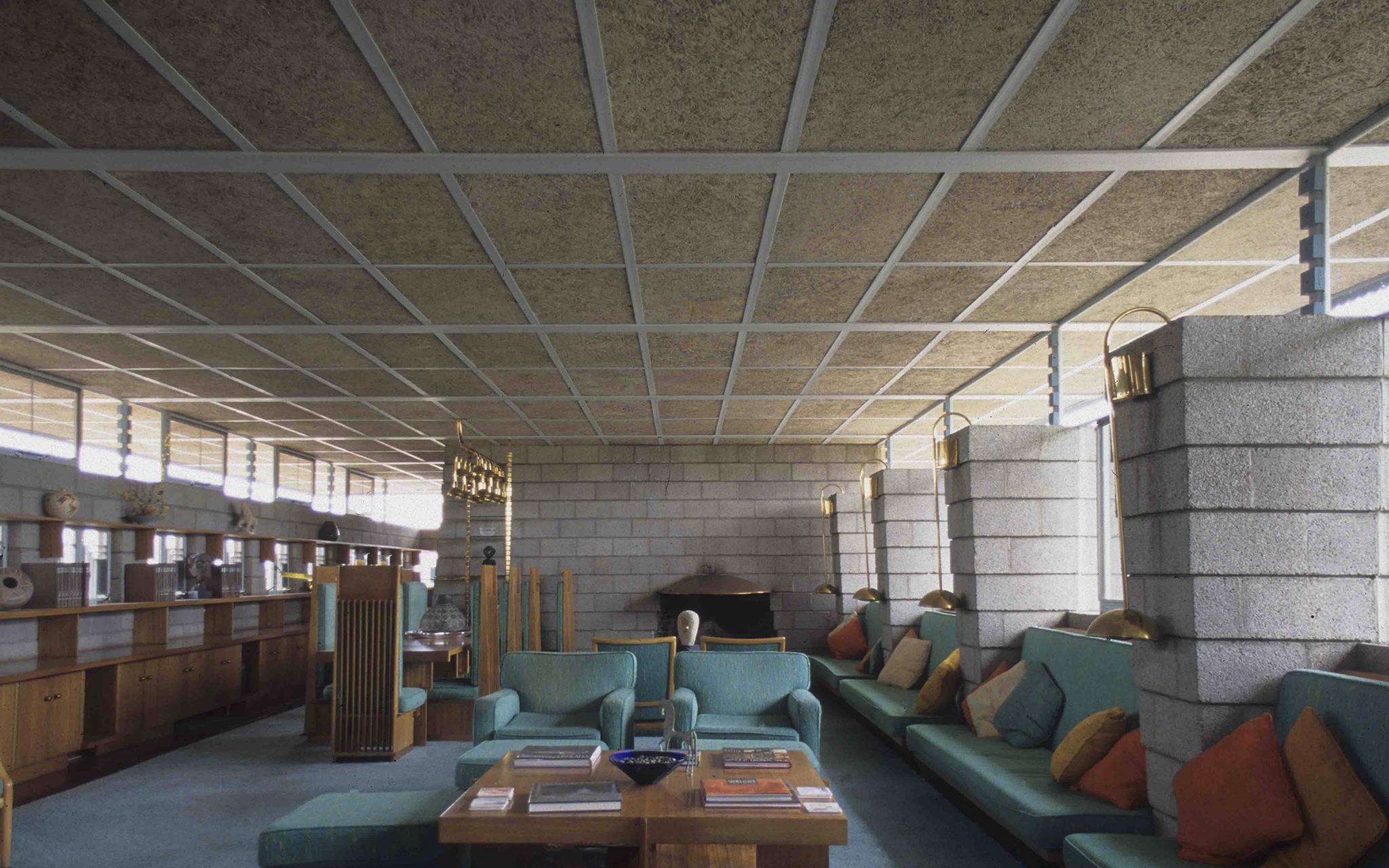 フランク・ロイド・ライト 建築家 建築 荒野のブロック住宅 Price邸