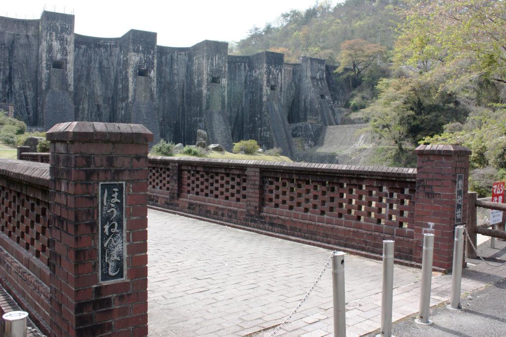 香川県豊稔池ダム豊稔橋
