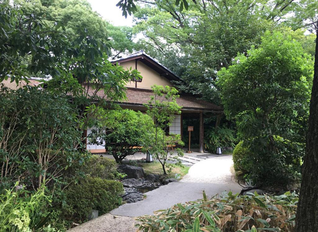 ザ・ガーデンオリエンタル・大阪の茶室