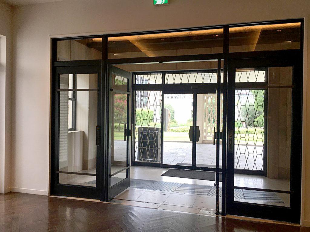 ザ・ガーデンオリエンタル・大阪の入り口