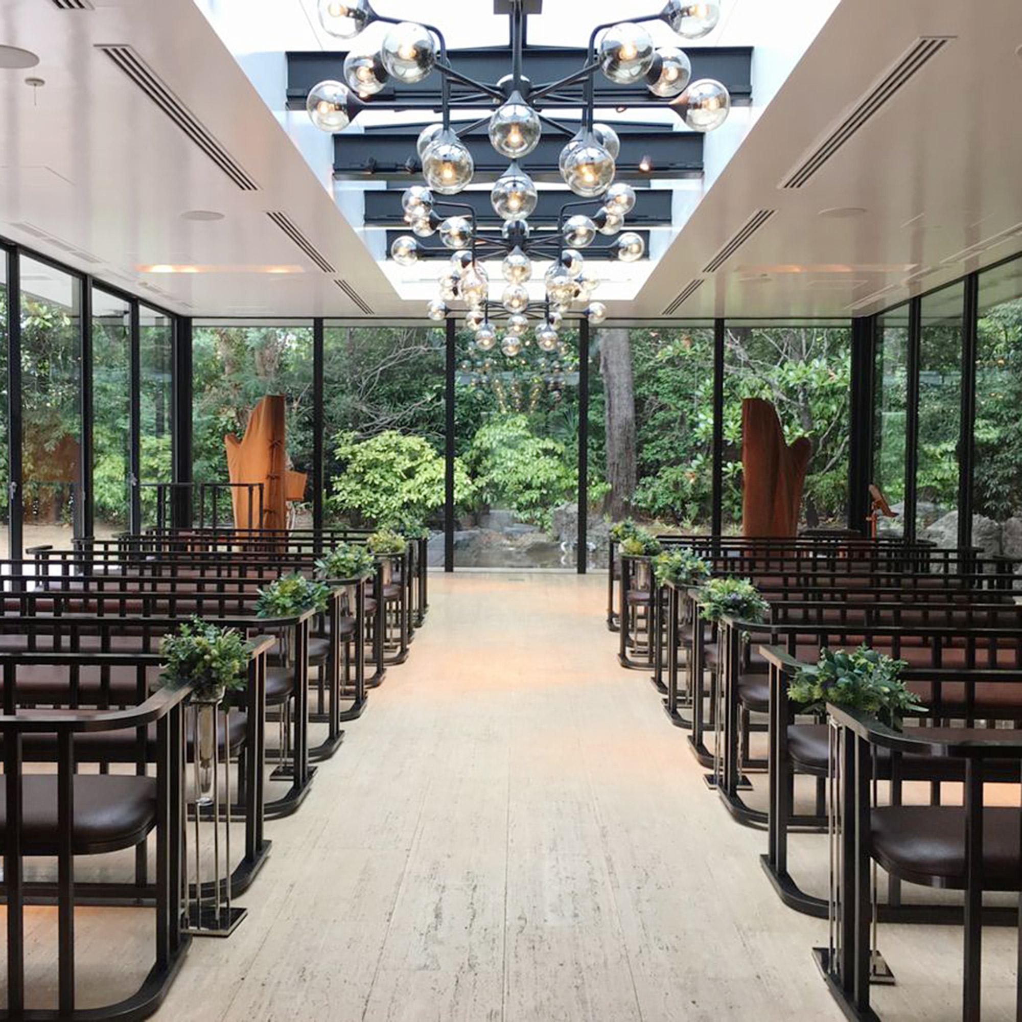 ザ・ガーデンオリエンタル・大阪のザ ミュージックホール内部