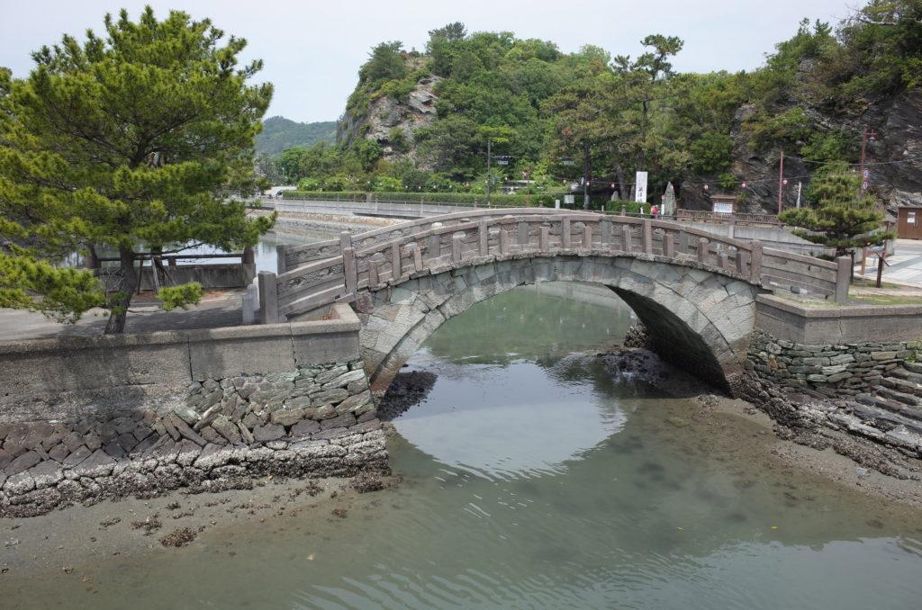 和歌浦の不老橋