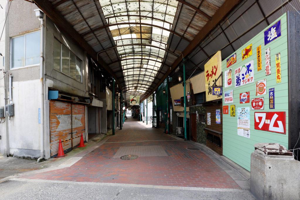 レトロ商店街