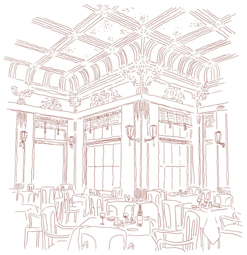 富士屋ホテルドラゴンホール