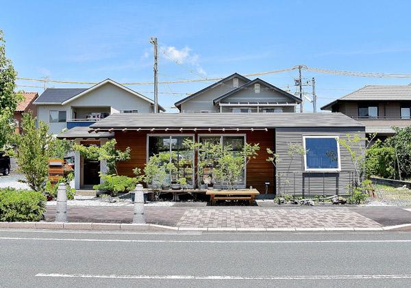 静岡県袋井市愛野東1-8-5造居施工事例