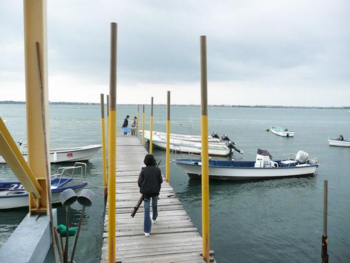 浜名湖で素人の釣り体験