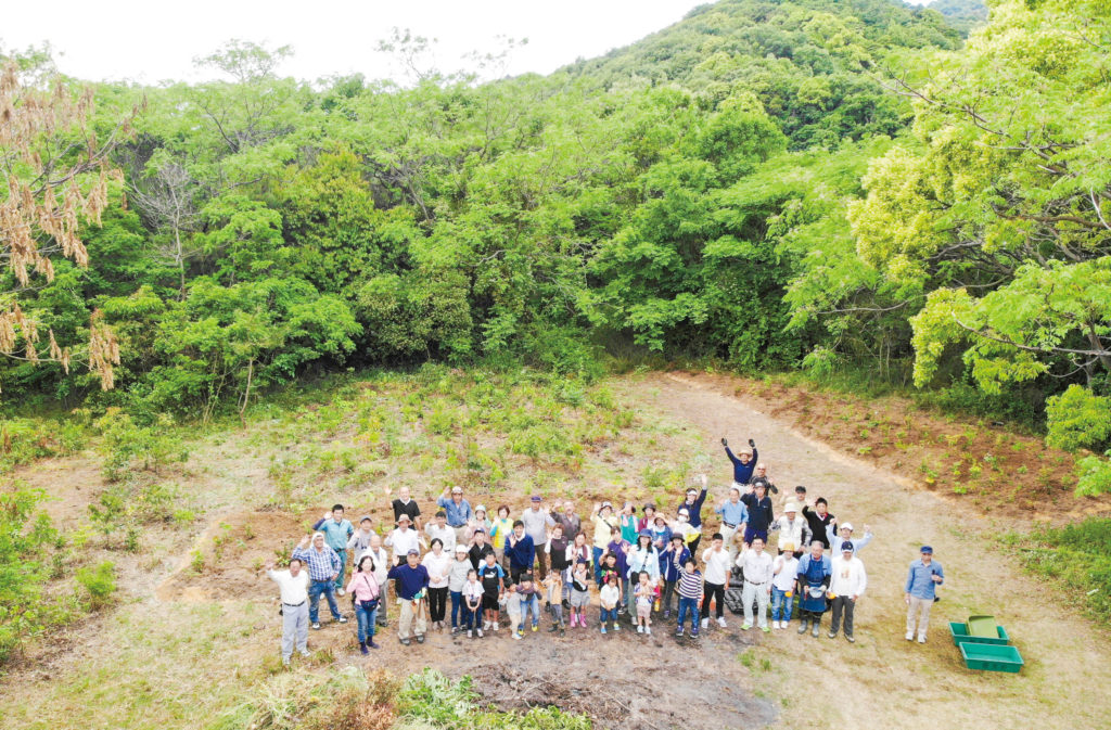 鎮守の森プロジェクト