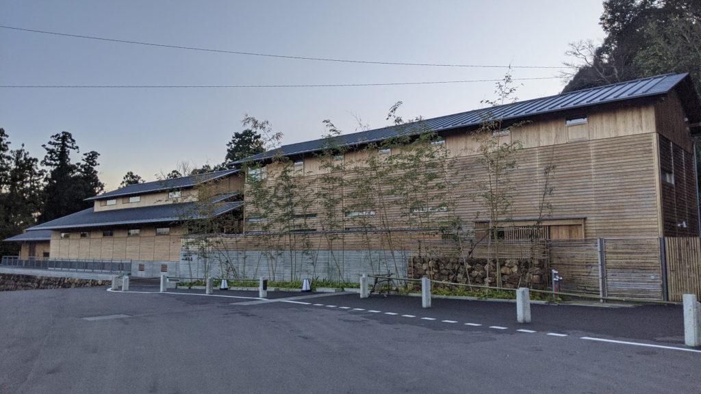 堀部安嗣さん設計四国八十八ケ所の31番札所五台山竹林寺