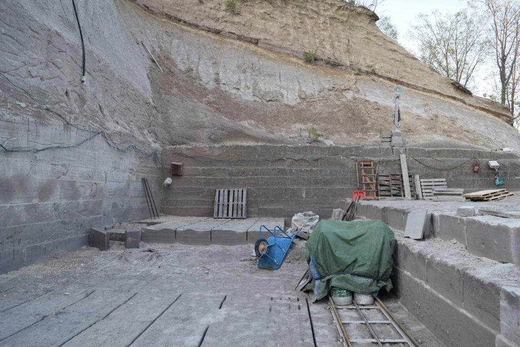 札幌軟石採石場